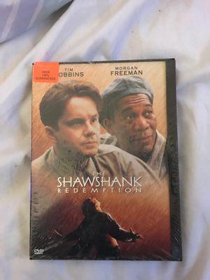 Shawahank Redemption Dvd for Sale in Detroit, MI