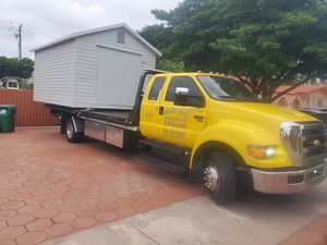 Shed moving all Florida cranes available for Sale in Miami, FL