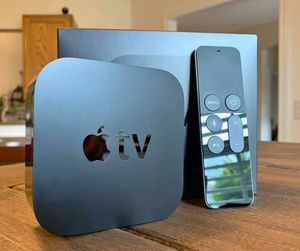 Apple tv box 4th generation ! NEW for Sale in Indianapolis, IN