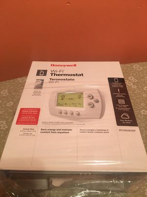 Honeywell thermostat , Wi-Fi for Sale in Romulus, MI