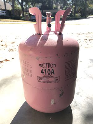 Brand New 410A Freon Refrigerant 25LB'S $55 for Sale in Houston, TX