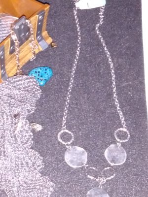 Silver colored chain for Sale in Litchfield Park, AZ
