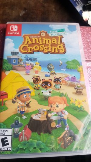 Animal crossing new horizons for Sale in Columbus, OH