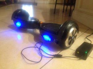 6.5 Inch Bluetooth HoverBoard for Sale in Henderson, NV