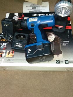 Cordless 18 Volt Drill for Sale in Nashville,  TN