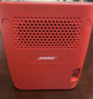 Bose Color SoundLink for Sale in Missouri City, TX