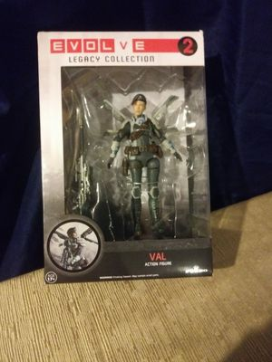 Val Legacy Collection action figure for Sale in Akron, OH