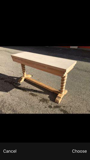 Console table for Sale in Orlando, FL