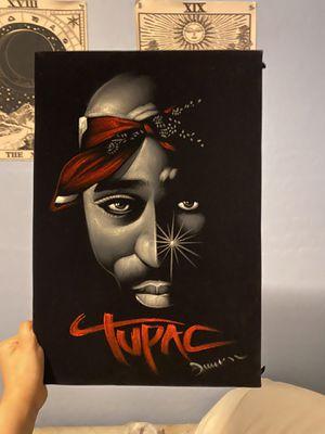 Tupac frame for Sale in Phoenix, AZ
