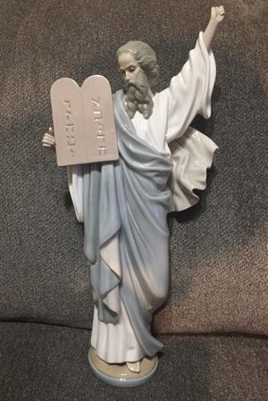 Lladro Moses & Ten Commandment for Sale in Fort Lauderdale, FL