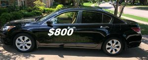 $8OO I'm seling URGENTLY my family car 2OO9 Honda Accord Sedan Super cute and clean in and out. for Sale in Washington, DC