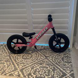 Pink Strider Bike for Sale in Estero,  FL