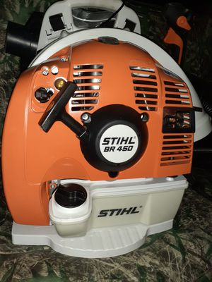 Brad New Blower Back Pack Stihl BR 450 for Sale in Tampa, FL