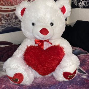 Valentines Day Bear Plush for Sale in Fresno, CA