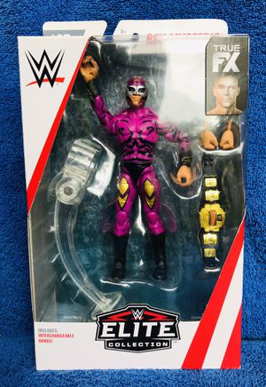 WWE Elite: Rey Mysterio for Sale in Corpus Christi, TX
