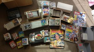 Large 1990's-2000's Baseball card Collection. Over 2,500 Cards. for Sale in Stockton, CA