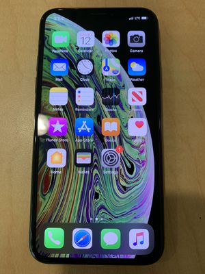 IPhone XS Unlocked for Sale in San Diego, CA