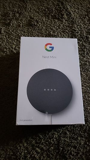 Nest mini for Sale in Los Angeles, CA