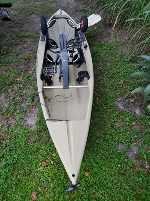 Native Watercraft Kayak Ultimate 12 Propel Pedal Drive for Sale in St. Cloud, FL