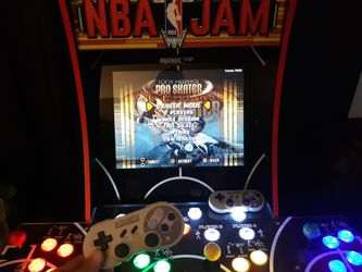 NBA Jam Arcade 1up machine for Sale in Portland,  OR