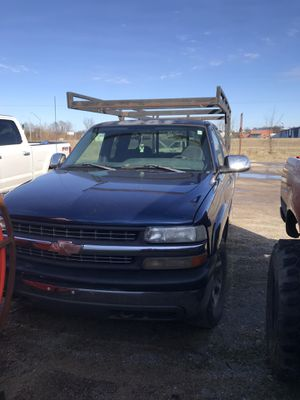 2001 Chevy Silverado 1500 4x4 for Sale in Tahlequah, OK