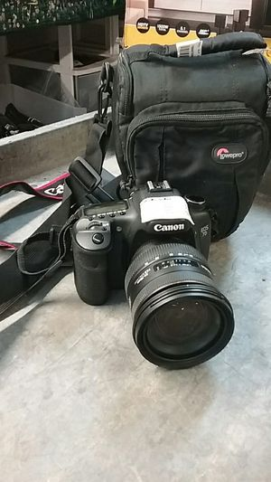 Canon eos 7d digital camera lense 24-70mm for Sale in Jacksonville, FL