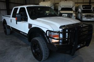 2010 Ford Super Duty F-350(Great Condition) for Sale in Houston, TX