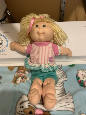 Cabbage Patch doll 1991 for Sale in Hanover, MD