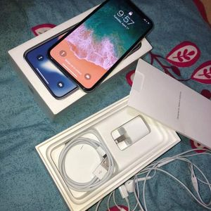 NEW APPLE iPHONE X 64GB UNLOCKED VERIZON AT&T T-MOBILE CRICKET METRO P for Sale in Fresno, CA
