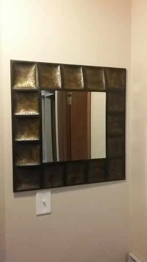 Square mirror for Sale in Orting, WA