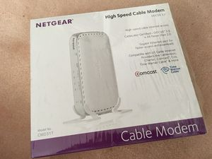 Netgear Time Warner Charter Cablevision Cox Comcast Spectrum High Speed Cable Moren for Sale in El Monte, CA