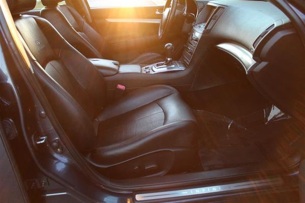 2011 INFINITI G25 Sedan