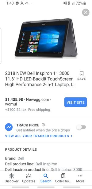 Dell inspiron 3000 for Sale in Ames, IA