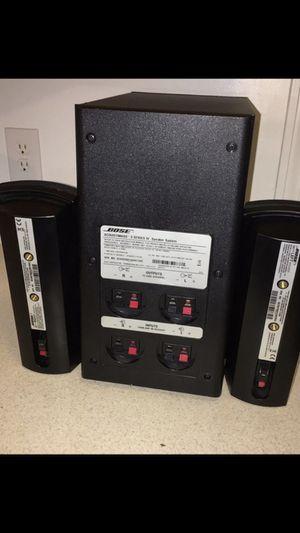 Bose audio set for Sale in Cambridge, MA