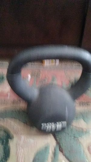 Golds gym 20lbs weight for Sale in Lodi, CA