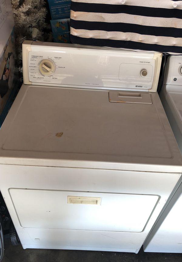 Kenmore 70 series Dryer. Works great!!!