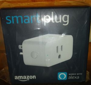 Amazon Smart Plug works with Alexa for Sale in Moreno Valley, CA