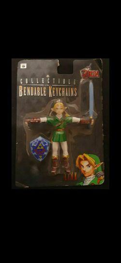 Nintendo Zelda Bendable key chain for Sale in Torrance,  CA