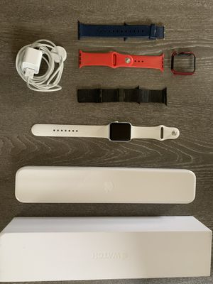 Apple Watch Series 1; 42 mm; and accessories! Perfect conditions! for Sale in Katy, TX