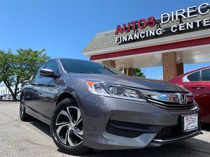 2017 Honda Accord Sedan for Sale in Fredericksburg, VA