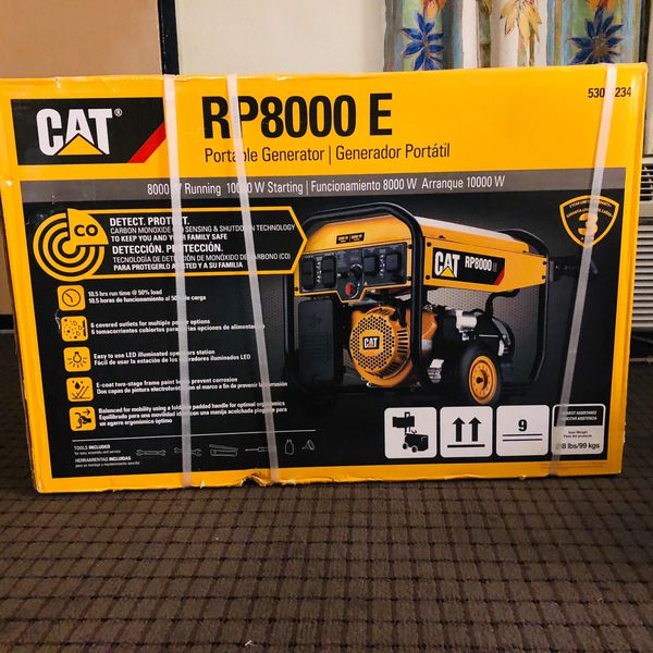 Portable Generator by CAT