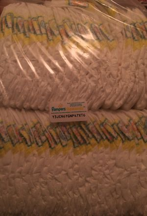 Pampers Newborn Diapers (48 count) for Sale in Tolleson, AZ