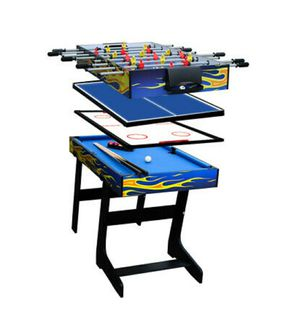 Game Table / Multi-function 4 in 1 Steady Combo Hockey Table Foosball (48 in.) for Sale in Hidden Hills, CA