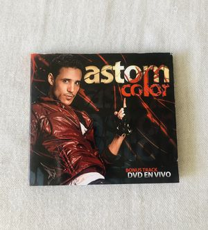 Rare CD! Astom Color Music CD + DVD Set for Sale in El Cajon, CA