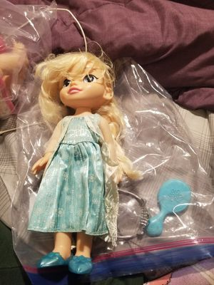 Frozen elsa 14 in doll for Sale in Reading, PA