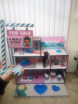 LOL doll house for Sale in Buena Park, CA