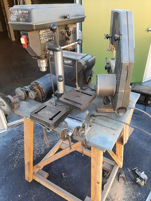 Drill Press and More Lot for Sale in Lakeland, FL