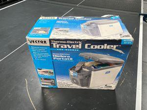 Vector travel cooler portable cigarette lighter plug for Sale in North Las Vegas, NV