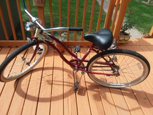 Maroon Elite convertible cruiser for Sale in Rock Island, IL