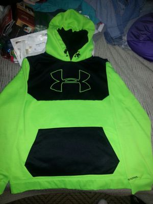 New UNDER ARMOUR HOODY LARGE for Sale in Glen Burnie, MD